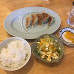 らーめんやひろ - 餃子セット+330円