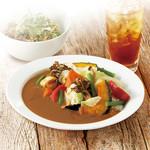 スパイスプラス - 野菜たっぷり!野菜大好きカレー