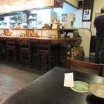 Kaine - 予約せずに行ったらお店は予約でほぼ満席、なんとか入り口付近のテーブルを空けて貰って4人で食事です
