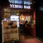 YEBISU BAR - 外観