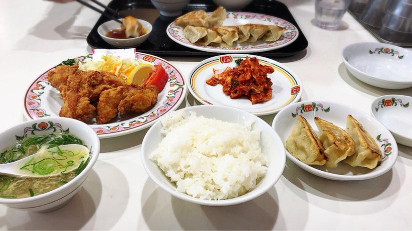 餃子の王将 牛久栄町店
