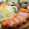 とんかつ勝亭 - 料理写真:ロースかつ定食