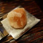 島彦本店 - 天ぷらは岩塩で