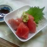 小松 - マグロぶつ:350円
