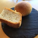テアトロ ディ マッサ - パン2種