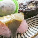 金城製菓株式会社 - 桜餅・黒豆大福・おはぎ
