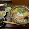 手打麺THE・うどん 大 - 料理写真:鍋焼きうどん(1274円)_2017-03-16