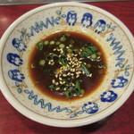 牛大門 - タレは甘口でコクが有り好みの味♪