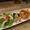 Girasole - 料理写真:ランチのオードブル他