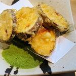 徳多和良 - 安納芋天ぷら