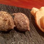 Tapasuebaru - 石川県産猪肉のリエット