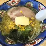 らーめん和弦 - 料理写真:トラピストバターラーメン780円