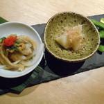 田町 鳥心 - 前菜