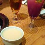 64163935 - マッコリ・巨峰マッコリ・コーン茶