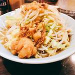 64163998 - ミニラーメン(麺170g 野菜500g)