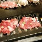 焼肉レストラン ピットイン - 料理写真:先ずは タン塩 から