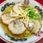 ラーメン拾番 - チャーシュー麺