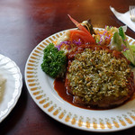 レストラン・デキムラ - チキンディアブル