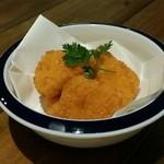 Jinguumaeshokudousanhausu - カマンベールチーズフライ