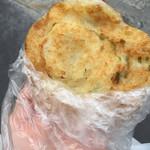 チャイナ点心工房 - 塩ねぎのお焼き 100円