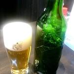 藤田酒店 - ハートランドビール:450円