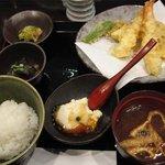 Tomatsu - 天麩羅定食