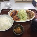 御食事処 竜ちゃん - 日替わりランチ(600円)