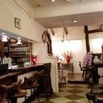 リストランテ ハナヅカ - 店内の様子
