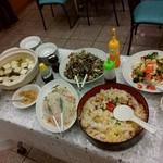 64171227 - おかず、ちらし寿司や湯豆腐も!いかに京都らしいおもてなし