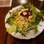 Boqueria - 季節野菜のサラダ