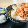本格手打 もり家 - 料理写真:春野菜と海鮮のぶっかけ
