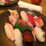 64178500 - 2017年3月 市場寿司 1000円(税込)