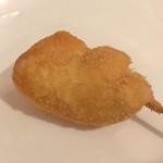 関西の味 串カツ マハカラ - 揚げ納豆