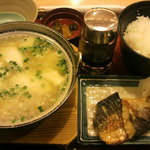 ジョイフル - 料理写真:ゆし豆腐定食