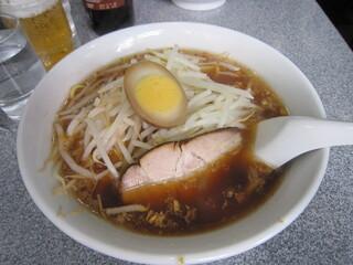 喜楽 - 中華麺 650円