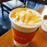 スターバックス・コーヒー - 2017/3/17 ランチで利用。 サンシャインマンダリンマンゴーティー(509円) マンゴーよりもオレンジのような柑橘系の味が強かったです。