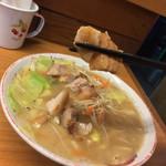 やまと - やまと(岡山県岡山市北区表町)野菜そば