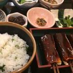 鈴の屋 - 菜めし田楽定食1,080円