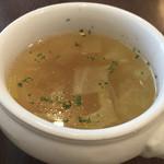 プティヴェール - ランチのスープ