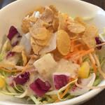 プティヴェール - ランチのサラダ