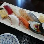 やすけ鮨 - ランチのにぎり寿司
