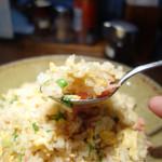 梨楽 - パラッパラ炒飯