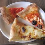OCTAVAR - ピザ
