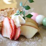 カフェ イロハ - 料理写真:IROHAかご弁当のデザート
