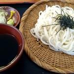 上州麺処 平野家 - ざるうどん