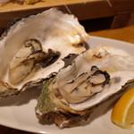 一里塚 - 焼き牡蠣