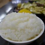 まんぷく亭 - (2017/1月)小ライス