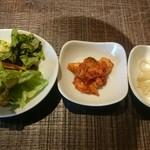 KollaBo - サラダ、キムチ、ナムル
