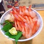 64190732 - 甘海老丼 2,400円