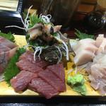 64190809 - おまかせ刺身定食(5品)